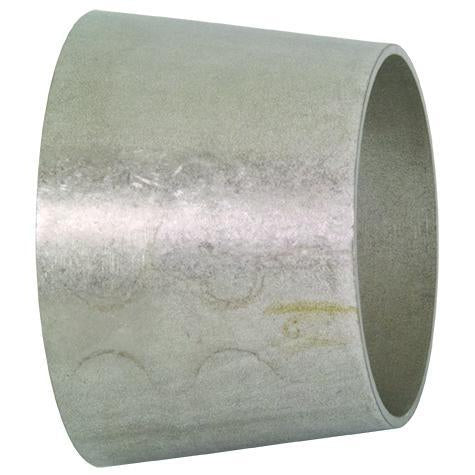 Unpolished Concentric Weld Reducers-Sanitary Fittings-Gorman & Smith Beverage Equipment