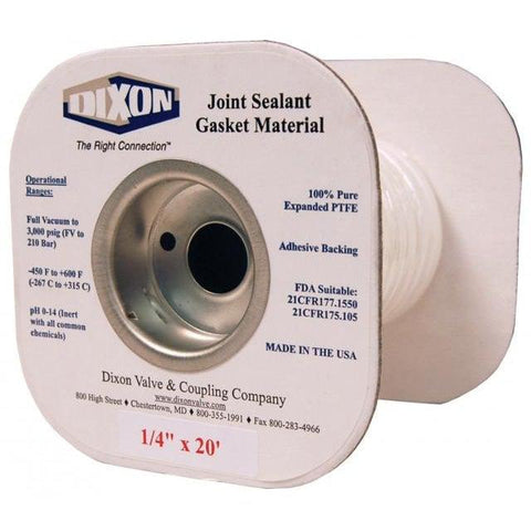 Joint Sealant Gasket Material-Industrial Tools-Gorman & Smith Beverage Equipment