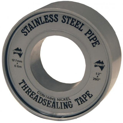 Stainless Steel PTFE (Teflon) Tape-Industrial Tools-Gorman & Smith Beverage Equipment