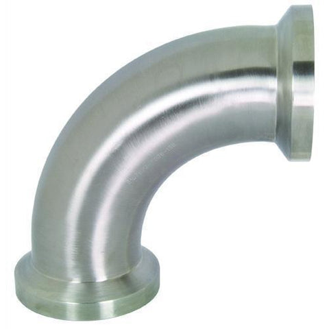 B2CI 90° Female I-Line Elbows-Sanitary Fittings-Gorman & Smith Beverage Equipment
