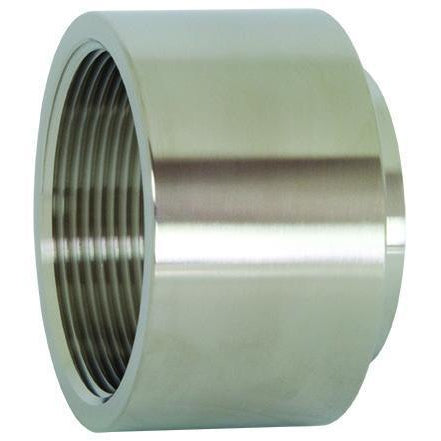 B22WB Female NPT x Weld End Adapters-Sanitary Fittings-Gorman & Smith Beverage Equipment