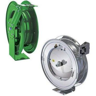 SuperKlean Hose Reel with Pre-Installed Hose-Washdown & CIP-Gorman & Smith Beverage Equipment