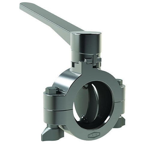 B5102 Series Butterfly Valve-Sanitary Valves-Gorman & Smith Beverage Equipment