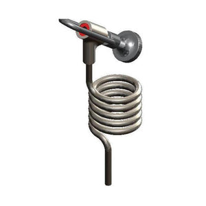 Sample Valve 'Pigtail' Attachment-Perlick - Brewery Fittings-Gorman & Smith Beverage Equipment