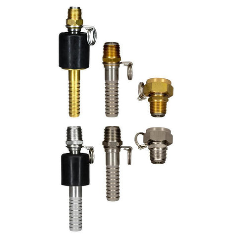 Swivel Adapters - 150 Lite Series Nozzles-Washdown & CIP-Gorman & Smith Beverage Equipment
