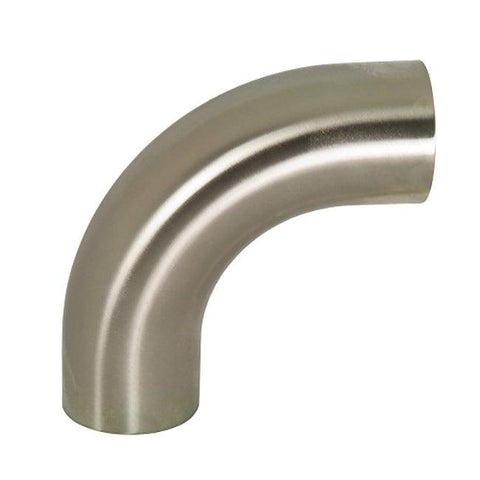 T2S88 High Purity BioPharm - 88° Weld Elbows-Sanitary Fittings-Gorman & Smith Beverage Equipment