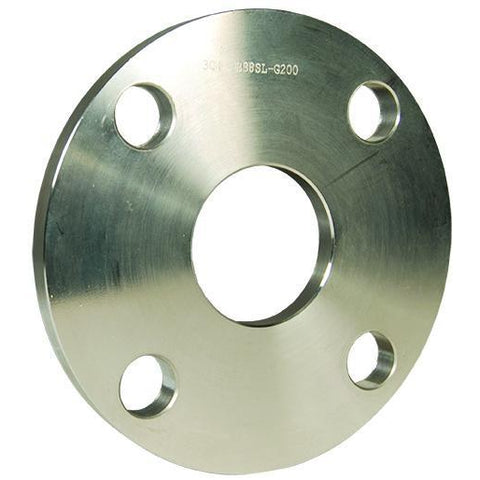 Unpolished Slip-On 150# Flanges-Sanitary Fittings-Gorman & Smith Beverage Equipment