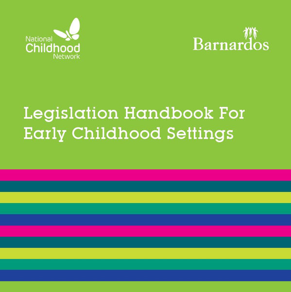 Legislation Handbook for Early Childhood Settings