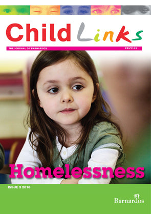 Ebook - ChildLinks (Issue 3, 2016) Homelessness
