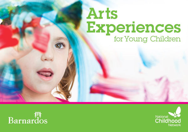Ebook - Arts Experiences for Young Children