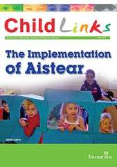 Ebook -  ChildLinks - The Implementation of Aistear (Issue 2, 2013)