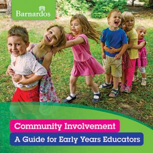 Ebook - Community Involvement: A Guide for Early Years Educators