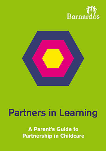 Ebook -  Partners in Learning - A Parents Guide to Partnership in Childcare