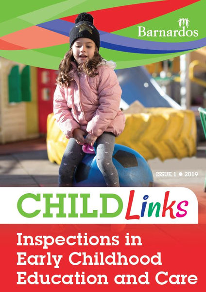 Ebook - ChildLinks - Inspections in Early Childhood Education and Care (Issue 1, 2019)