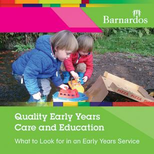Ebook - Quality Early Years Care and Education