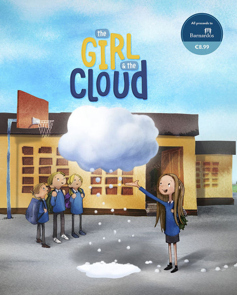 The Girl and the Cloud - a Christmas Storybook