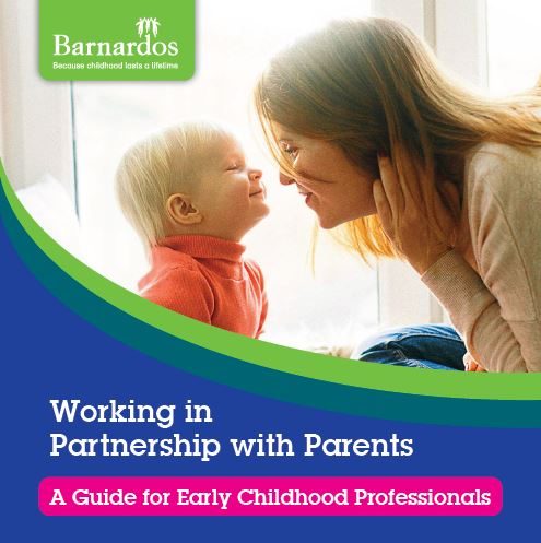 Ebook - Working in Partnership with Parents: A Guide for Early Childhood Professionals
