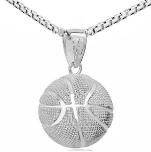 3D Basketball Necklaces