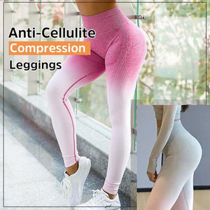 Anti-Cellulite Compression Energy Seamless Leggings Sport Women Fitness Yoga Pants High Waist Stretchy Gym Shark Slim Sport Wear