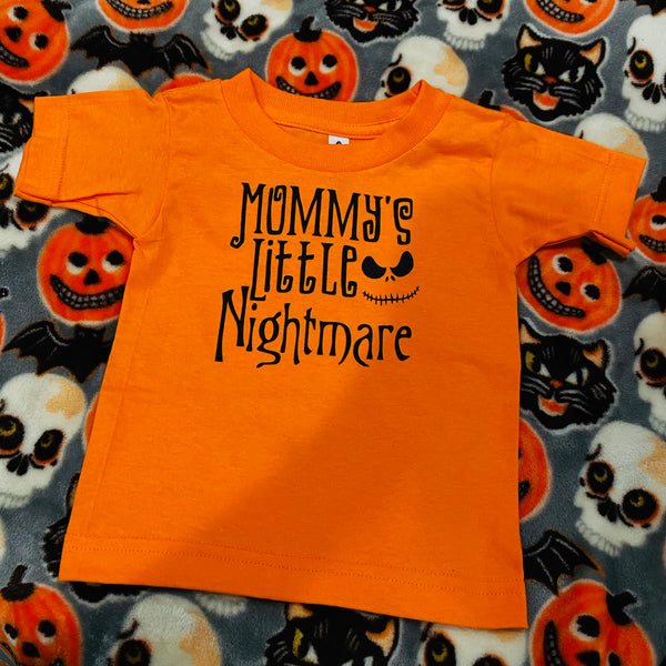Mommy's Little Nightmare Shirt