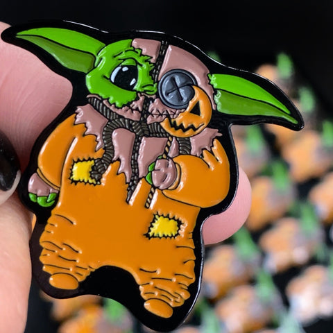 (B-GRADE OPTION) The Child Sam Pin