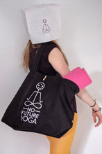 Load image into Gallery viewer, No Future Yoga tote bag