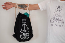Load image into Gallery viewer, No Future Yoga gymsac