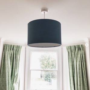 Easy DIY Lampshade for £20 in 20 Minutes