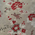 Les Olivades Pauline - Cherry on Linen Ground