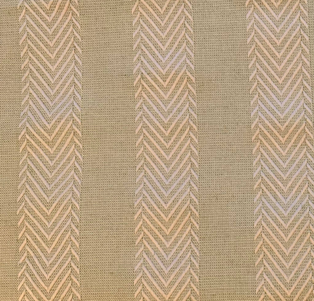 Bernard Thorp Chevron Stripe - Green