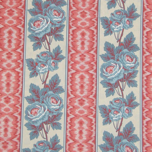 Apenn Romany Stripe - Red Blue