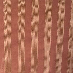 Bernard Thorp Chevron Stripe - Red