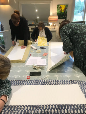 Lampshade Workshop for Beginners - April 2020