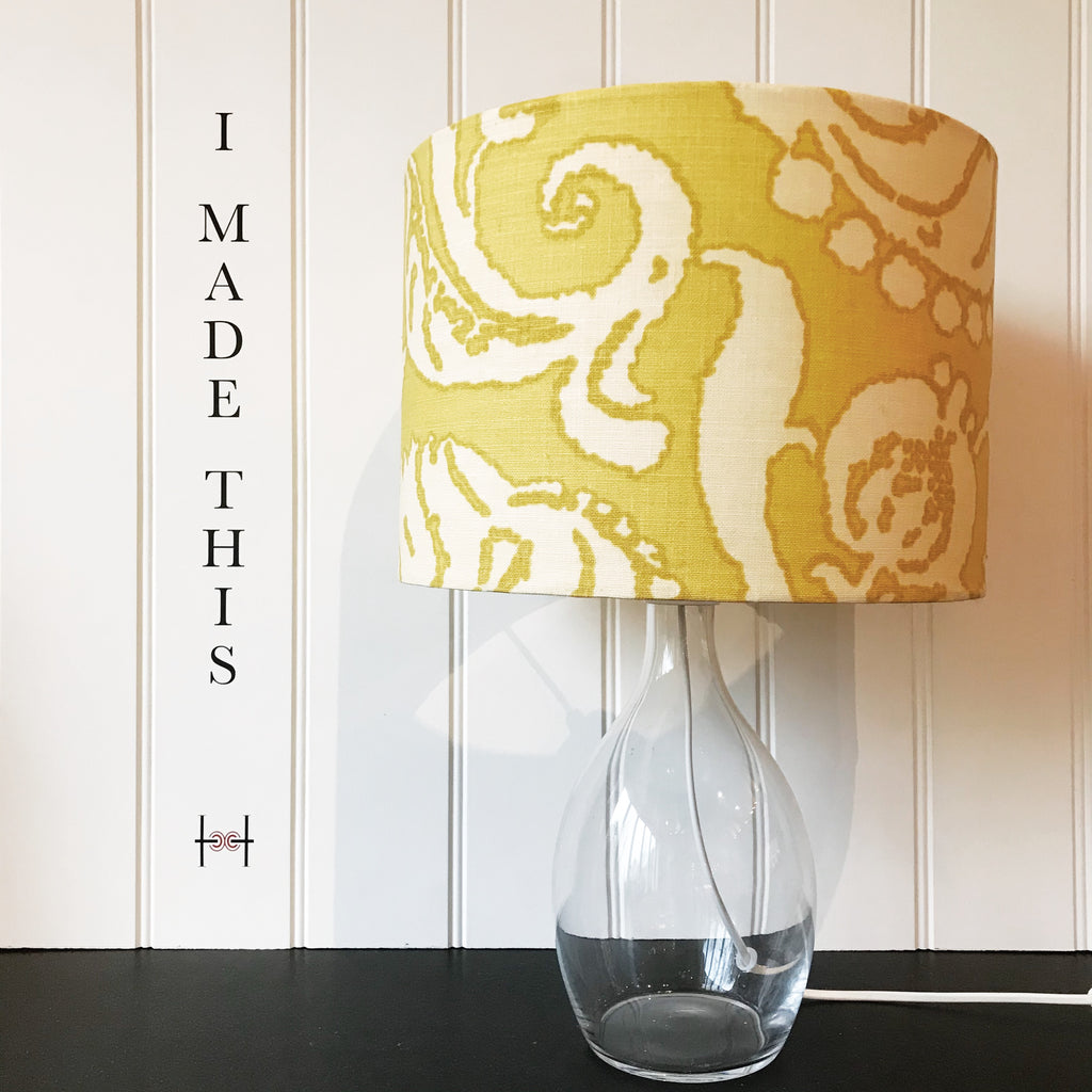 Lampshade Workshop for Beginners - March 2020