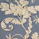 Colefax and Fowler Acanthus  - Blue
