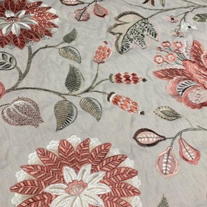 Colefax and Fowler Adeline  - Red/ Multi
