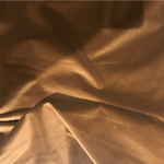 Pollock Accolade Cotton Velvet - Brown