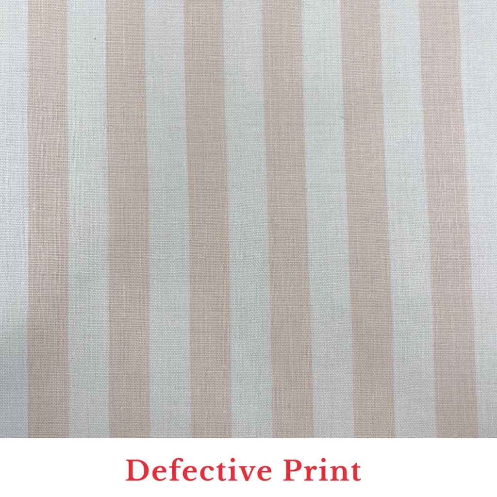 RU Fabrics Stripe - Rose