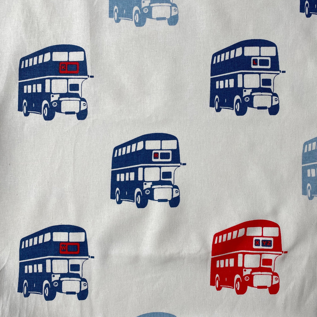 Korla Double Decker - Blue and Red