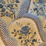 Seville Cotton Chintz - Blue