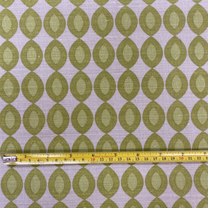 Hugh St Clair Large Oval - Olive Green