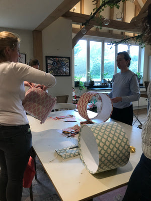 Lampshade Workshop for Beginners - September 2020