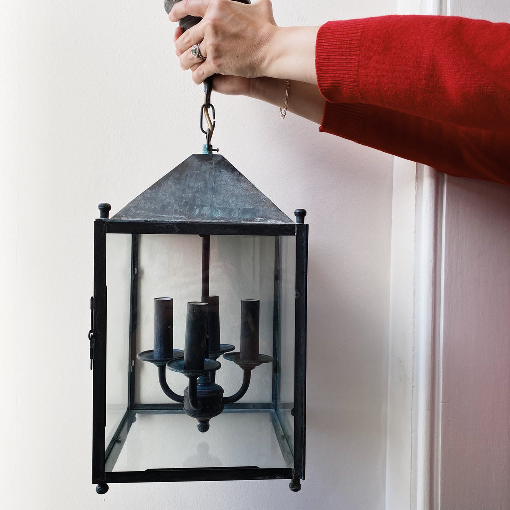 The French House Frejus Hanging Lantern