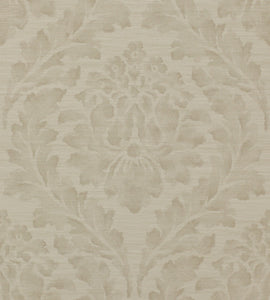 Colefax and Fowler Larkhall Wallpaper - Linen