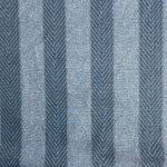 Nina Campbell Chevron Stripe - Blue