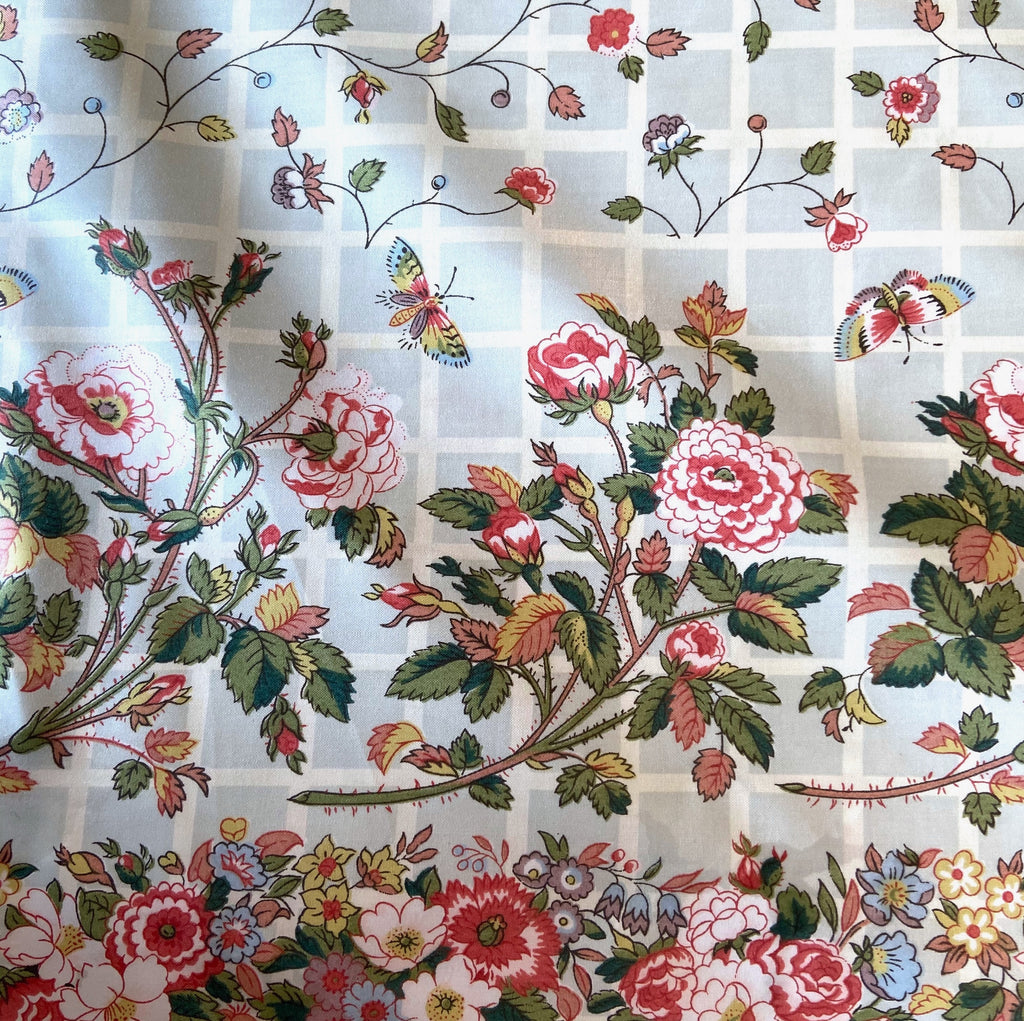 GP & J Baker Norfolk Rose Chintz
