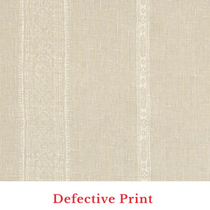 Carolina Irving Patmos Stripe Reverse - Taupe