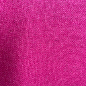 Wool Tweed - Bright Pink