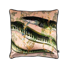 Eel Velvet Pillow