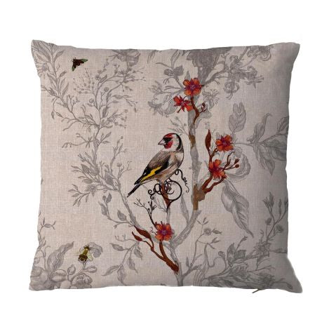 Goldfinch Pillow